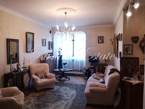 Квартира по адресу г.Москва, ул. Ленинский проспект, д.25 (ном. .