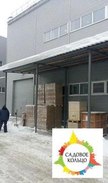 Сдадим складские помещения 1300 м2 в г. Реутов в непосредственной близ