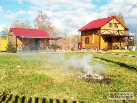 Жилой дом в селе Осташево Волоколамского района