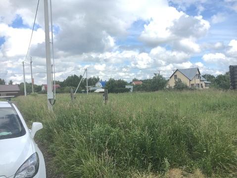 Продается участок 25 соток в деревне Ждановское, Раменский район.