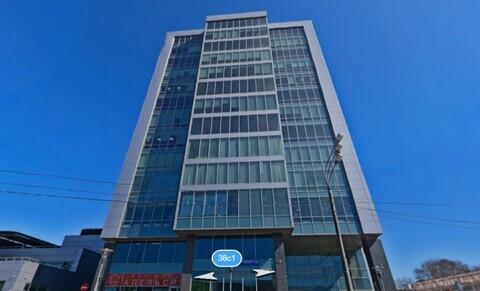 Офис 288 м2 в аренду в БЦ класса А на Бережковской наб. 38с1