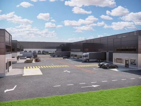 Новый производственно-складской комплекс 440 кв.м.
