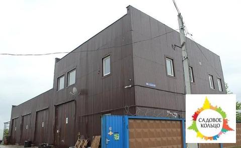 Продается здание с участком 58 соток Производственная площадь - 336 м2