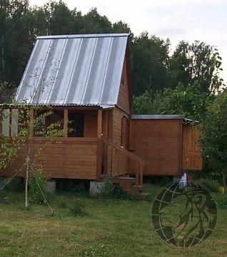 Садовый домик на участке 6 соток, СНТ Аина.