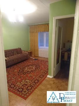 1-комнатная квартира в Томилино в 10 минутах ходьбы до станции Томилин