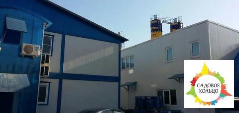 Продаётся производственная база- земельный участок со строениями. Земе