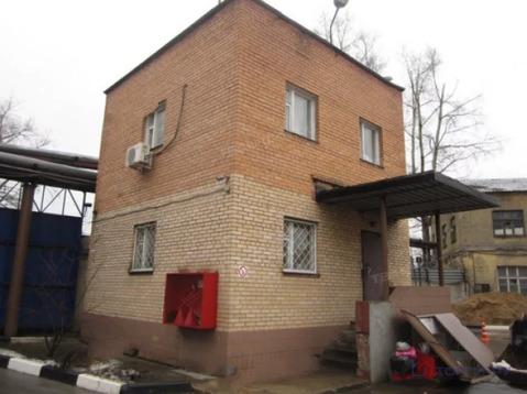 Продажа производственного помещения, Проезд 2-й Кожуховский
