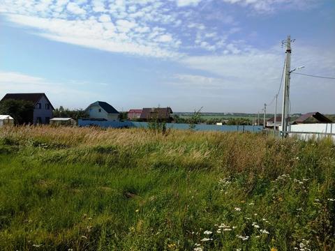 Продается земельный участок 18 соток в д.Дятлино, Дмитровского района.