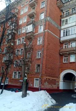 Продам 4-к квартиру, Москва г, улица Бориса Галушкина 17