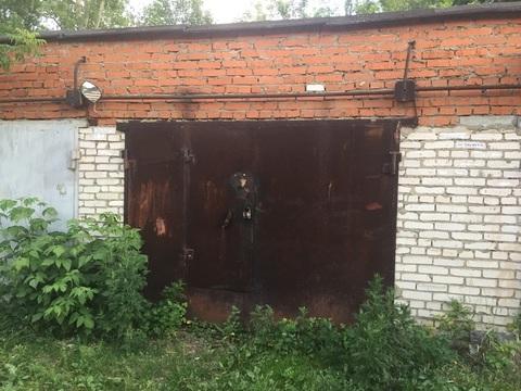 Продам 1-этажный гараж с подвалом г.Раменское