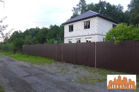 Большой 202кв.м дом под отделку Климовск СНТ Березка-3