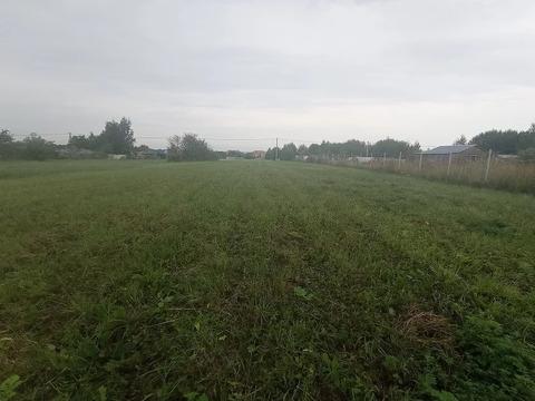 Земельный участок 15 соток в деревне Бунятино дмитровский район
