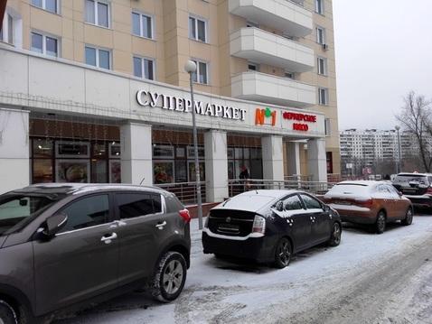 1-ый этаж жилого комплекса Чертановский, 270 м2, блоки:160 и 110м2