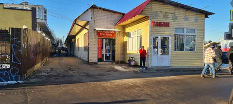Аренда торгового помещения, Андреевка, Коломенский район, 13