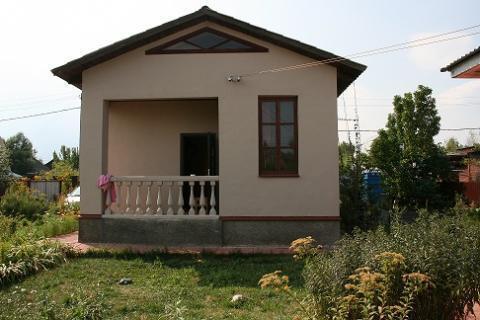 Дачу 60 кв. м. в д. Верхнее Пикалово Чеховского района .