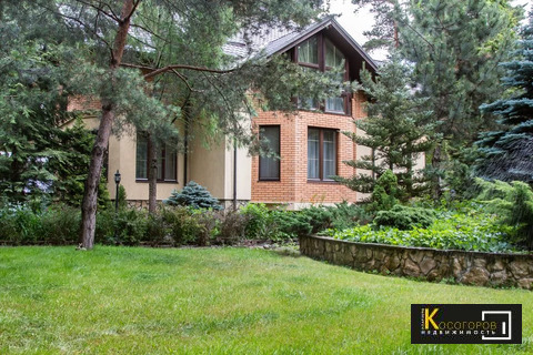 Купи готовый дом 365.9 кв.М на участке 20 соток В городе королев