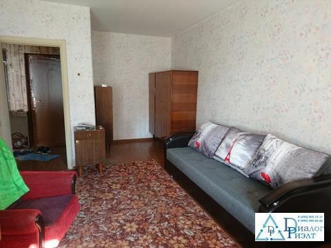 1-комнатная квартира в 15 минутах ходьбы до метро Жулебино