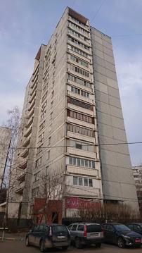 Продается однокомнатная квартира 35 кв.м в г.Москва