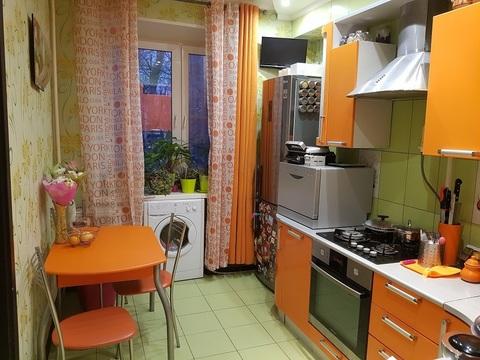 3 - комнатная квартира в г. Дмитров, пер. Большевистский, д. 3а
