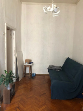 Продам две смежные комнаты 27,4 кв.м, м. Маяковская, Фадеева, 5