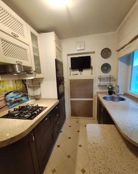 Продается 2-комнатная квартира на улице Туристская, д. 24, к. 2