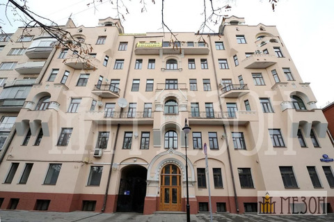 Квартира продажа Малая Бронная ул, д. 32