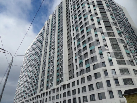 Аренда - однокомнатная квартира, Мытищи, Олимпийский пр-т 12