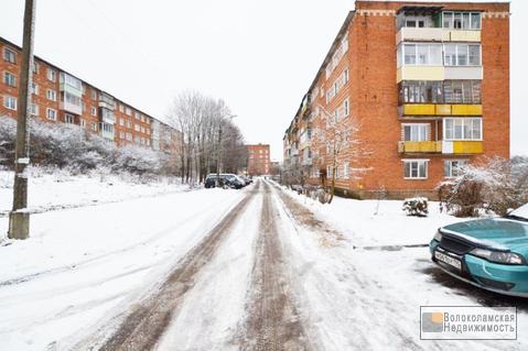 Однокомнатная квартира в городе Волоколамске на ул.Свободы