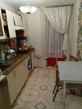 Квартира в Апрелевке.