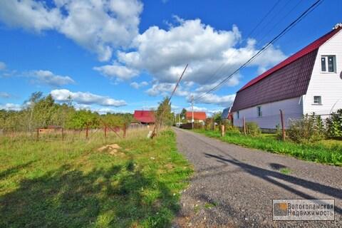 Участок 12 соток в деревне Федцово (жд станция в доступности)
