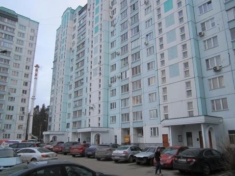"""1-комнатная квартира, 38 кв.м., в ЖК """"на улице Самодеятельная"""""""