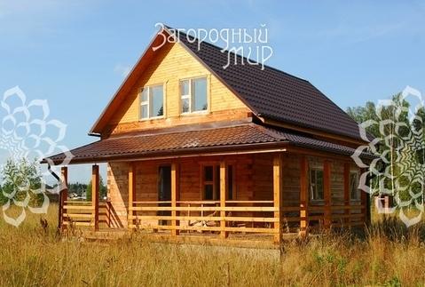Дом в охраняемом коттеджном поселке.