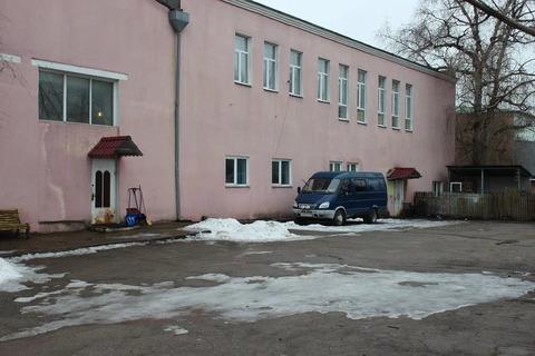 Имущественный комплекс 2334 кв.м в г. Дмитров, ул. Промышленная, д. 1