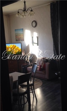 Комната с балконом в тихом районе Подмосковья (ном. объекта: 2064)