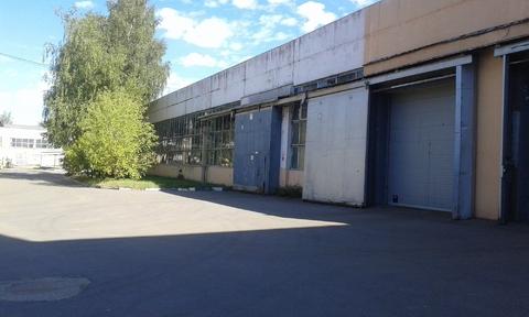 Сдается ! Помещение 1200 кв. м.Рем.база грузовых а/м и спецтехники.