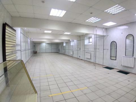 Торговое помещение свободного назначения, 125 кв.м. открытой .