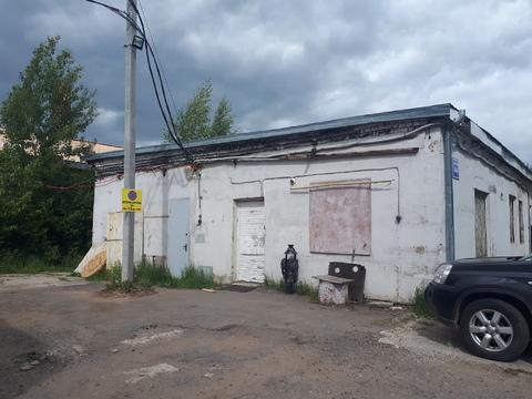 Аренда склада, Зеленоград, Генерала Алексеева пр-кт.