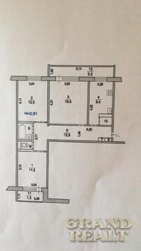 3комн.квартира в Люберцах