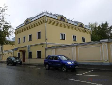 Продажа офиса, Товарищеский пер.