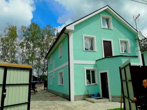 Жилой дом 249 м2 в к.п.Лосиный парк-2, Щелковский р-он.