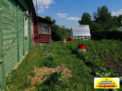 Часть дома и 6 соток ул 3 Нечаевская гор. Егорьевск Московская область