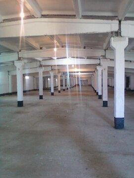 Производственно-складские помещения 1500-2800 м2 рядом с Фряново