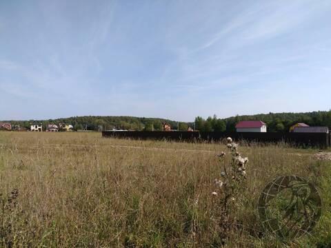 Участок ИЖС 8 соток в д. Пузиково, п. Сынково, г.о. Подольск, 1600000 руб.