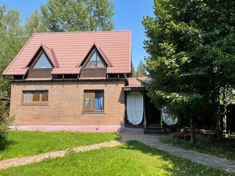 Срочно сдается благоустроенный дом в СНТ Осоргино Одинцовский р.