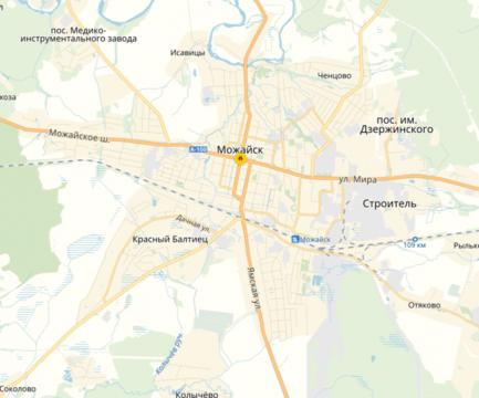 Купить квартиру в Можайске, на улице Российская
