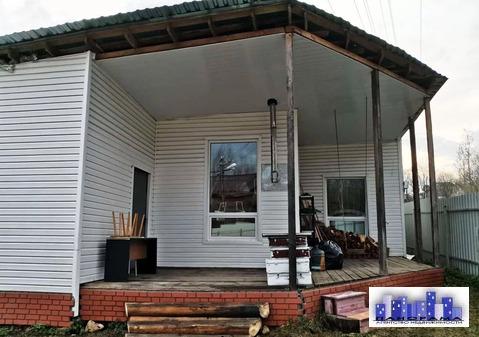 Жилой дом 70 кв.м. на участке 2 сотки в д. Редино