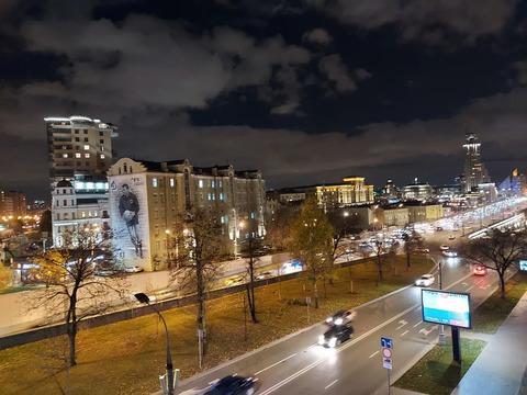 Квартира с завораживающим панорамным видом на город!