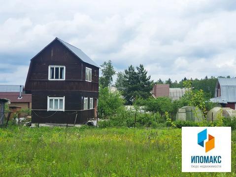 Продается дача в СНТ Яблоко-2
