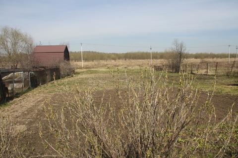 Участок 10 соток Ленинский район, дер. Коробово