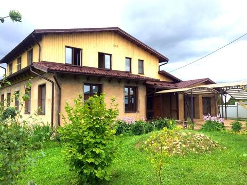 Дом в Дергайково